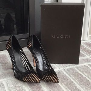 👠 Beautiful Gucci Heels 👠 100% Authentic Size 8